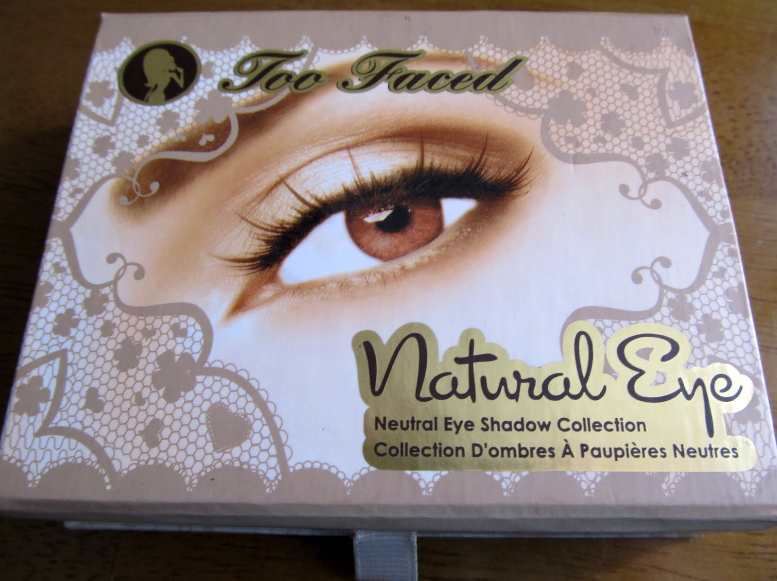 Too Faced Natural Matte Eye Palette No Brush