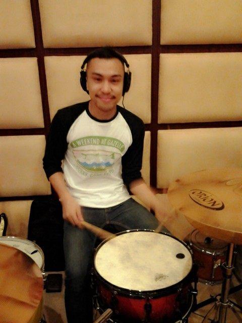Foto Aldy Drummer chibi chibi band