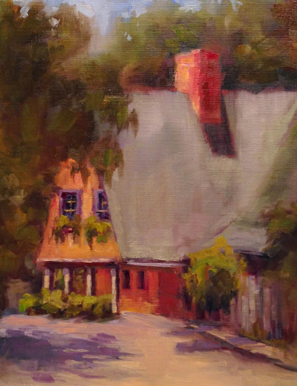 Original Oil Paintings by Dana H Johnson: #161 \