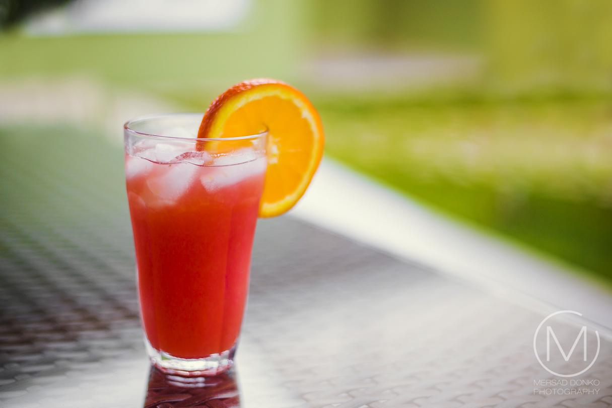 The Sunny Morning Cocktail [Non-alcoholic] | Mersad Donko Photography