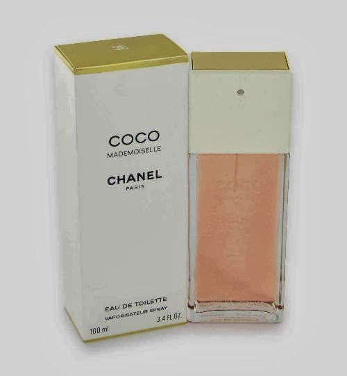 Coco Madmoiselle perfum by Chanel