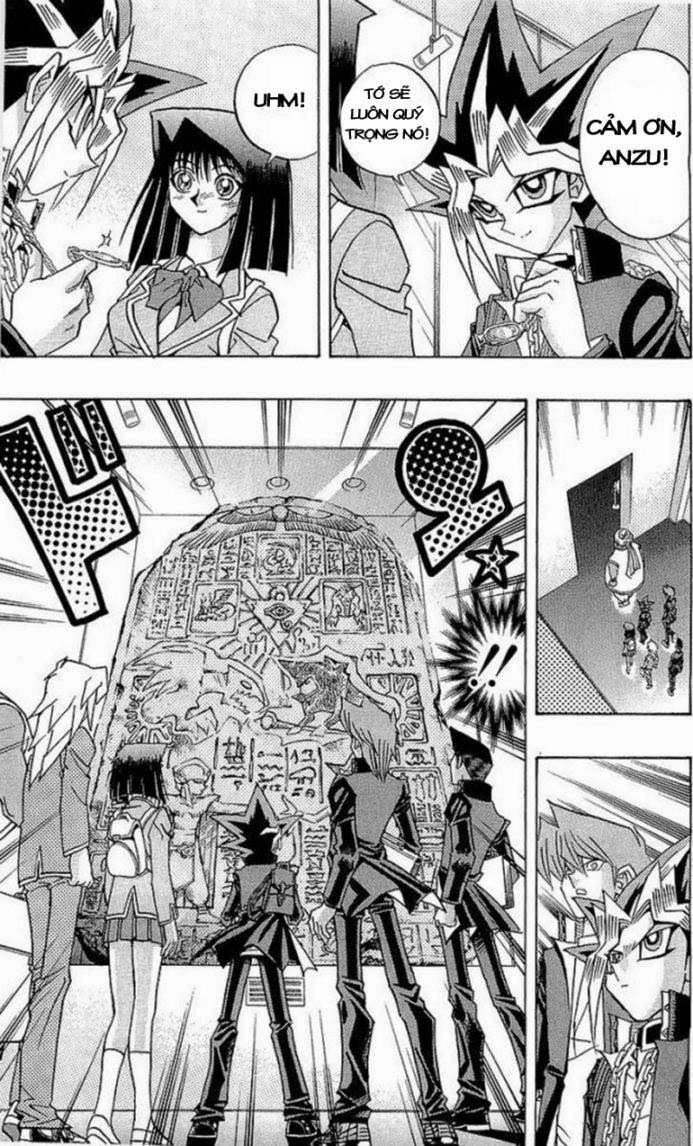 YuGi Oh – Vua Trò Chơi chap 282 Trang 13