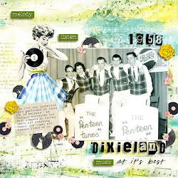 Dixieland Band 1958