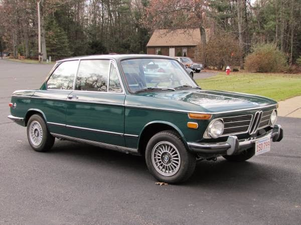 Daily Turismo: Mid Week Match-Up: Find A BMW 2002 For Jupiter