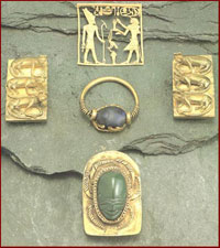 Jewelry of Ancient Egyption