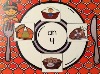https://www.teacherspayteachers.com/Product/Thanksgiving-Rhyming-Center-2178856