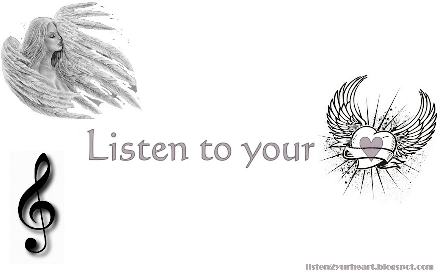 Listen to your ♥
