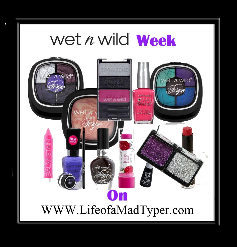 Wet n Wild week