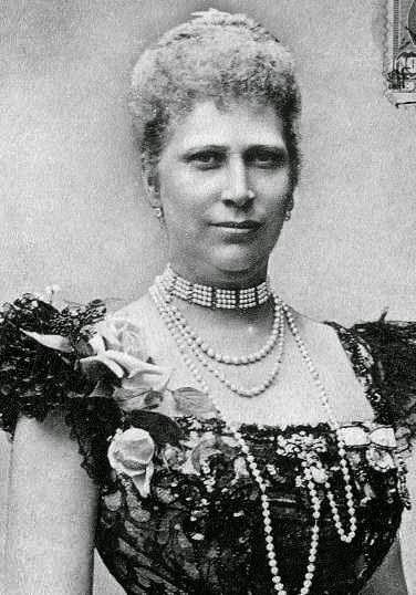 Reine Louise de  Danemark 1851-1926