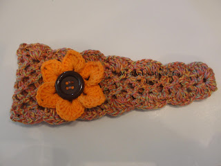 , Mis Tejidos: Headband,Diadema o Vincha and the Pattern by Luna