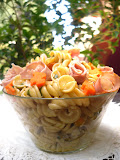 Pasta bouquet