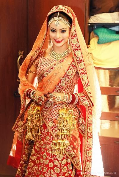 Actress Aamna Shariff Wedding Photos