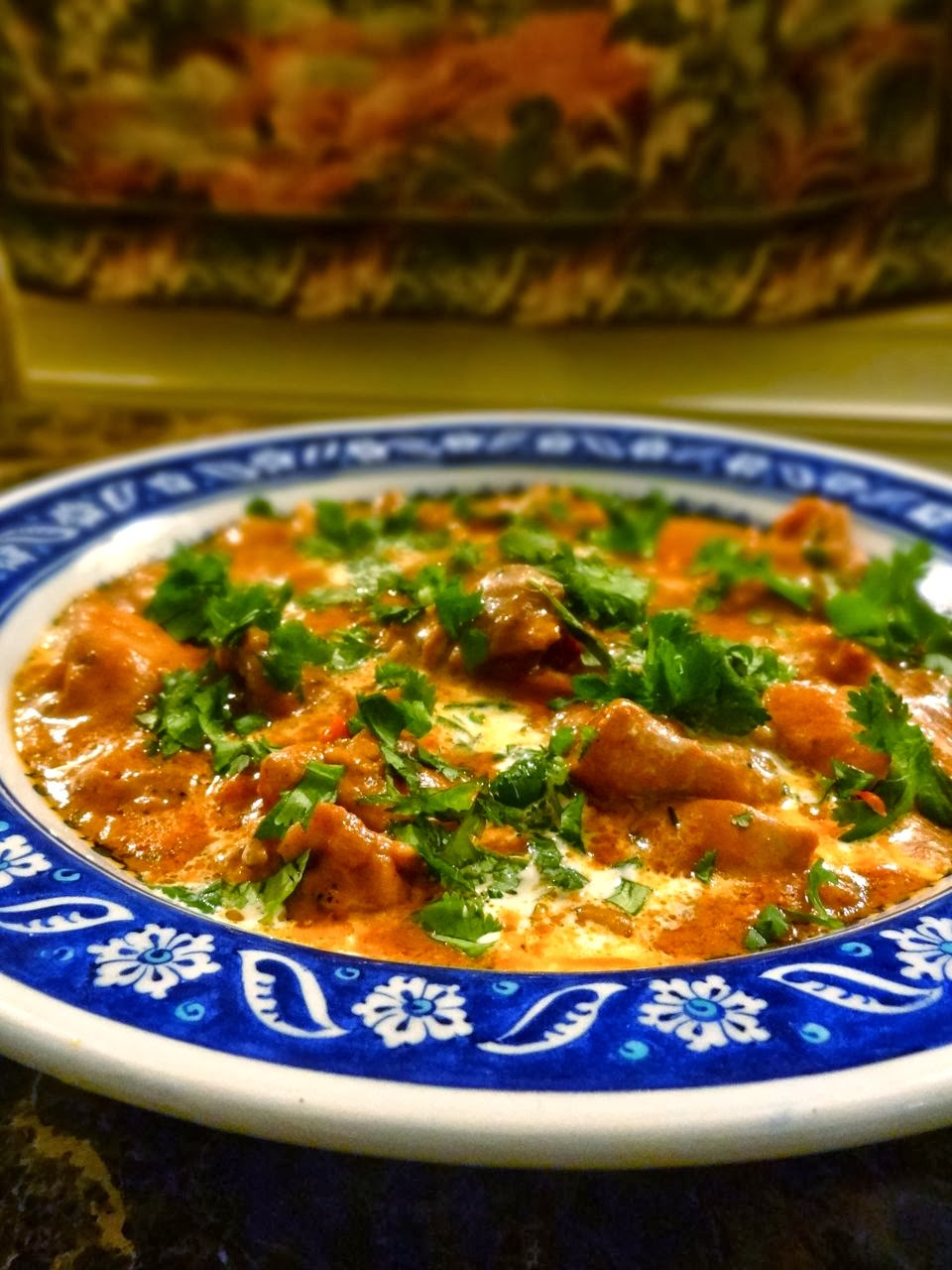 Scrumpdillyicious: West African Chicken Mafé in Peanut Sauce