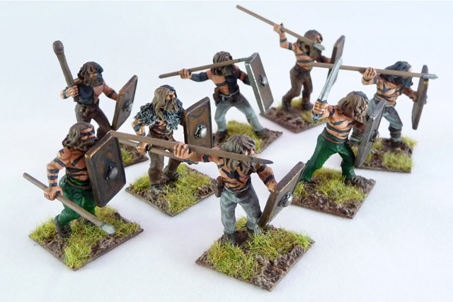 Ancient German Barbarians http://analogue-hobbies.blogspot.com/2011/05/from-lead-archive-harii-28mm-ancient.html
