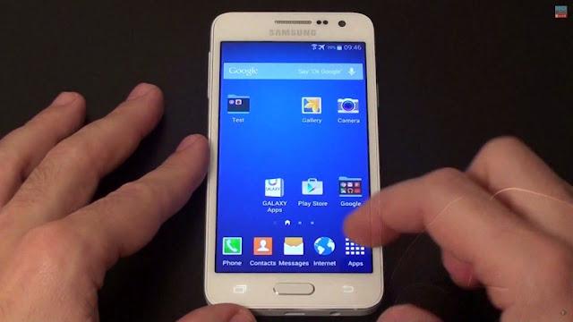 Spesifikasi dan Harga Samsung Galaxy A3 Juni 2015