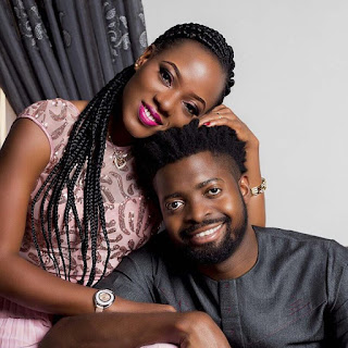 Photos: Basketmouth and wife celebrate 5th wedding anniversary