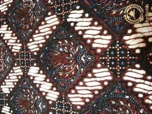 Batik Motif Semen Rama Latar Sisik