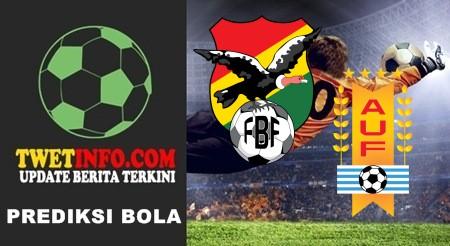 Prediksi Bolivia vs Uruguay