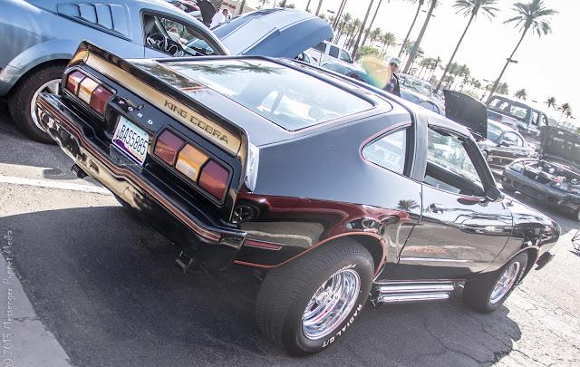 Mustang II King Cobra