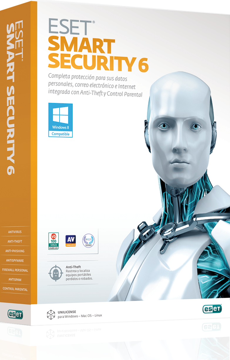 Eset smart security 6 with working licensespooky