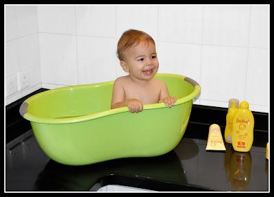 Jaghoo Baby Tub