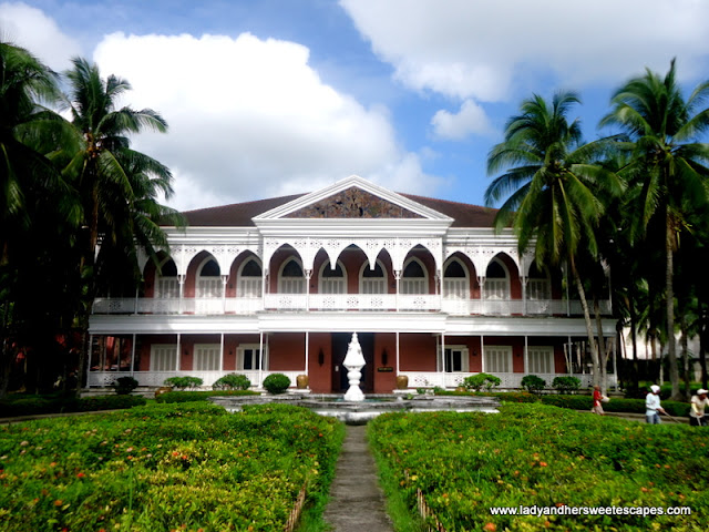 Sto Niño Shrine and Heritage Museum in Leyte tour