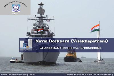 Chargeman (Technical) Engineering Job 2015