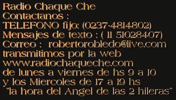 Radio Chaque Che