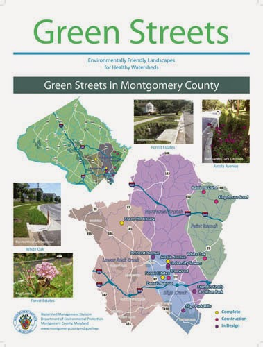 Montgomery County Green Streets