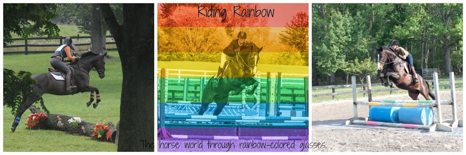 Riding Rainbow