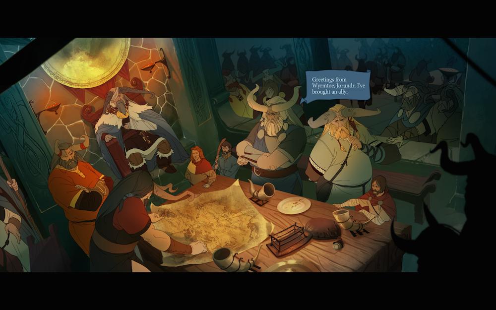 Banner Saga Council