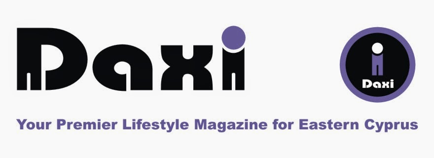Daxi Magazine now in Larnaca!