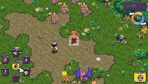 Astonishia Story Kakusei PSP ISO Screenshoot 1