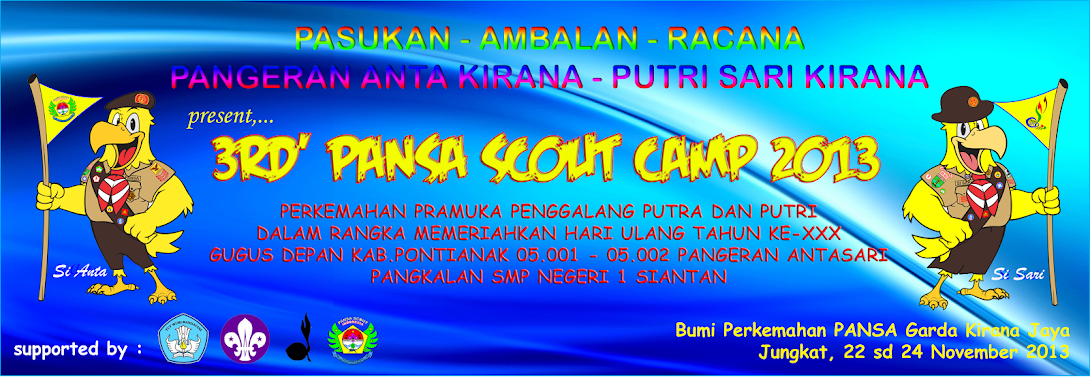 PANSA SCOUT CAMP