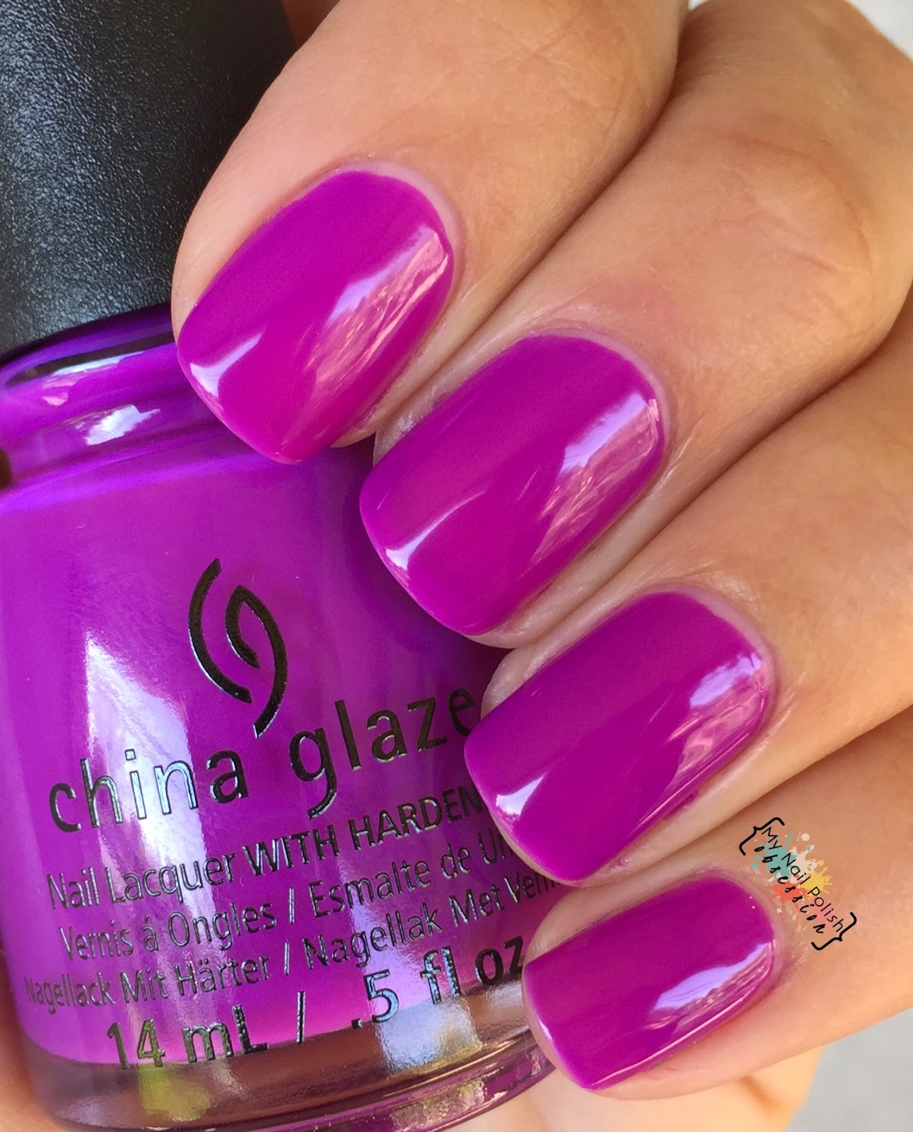 China Glaze Violet Vibes
