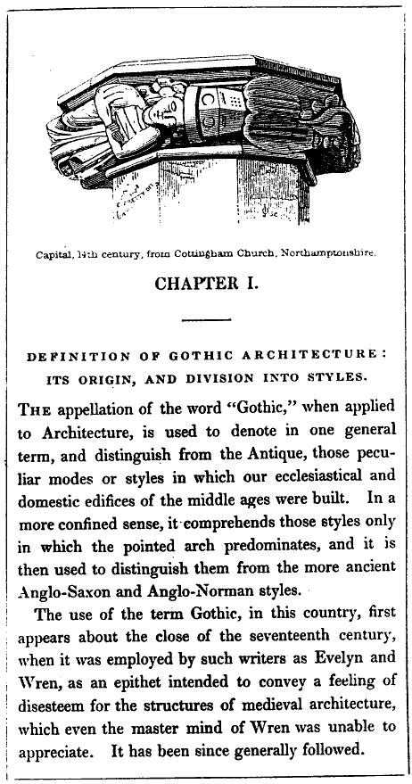 Pier Gothic Architecture