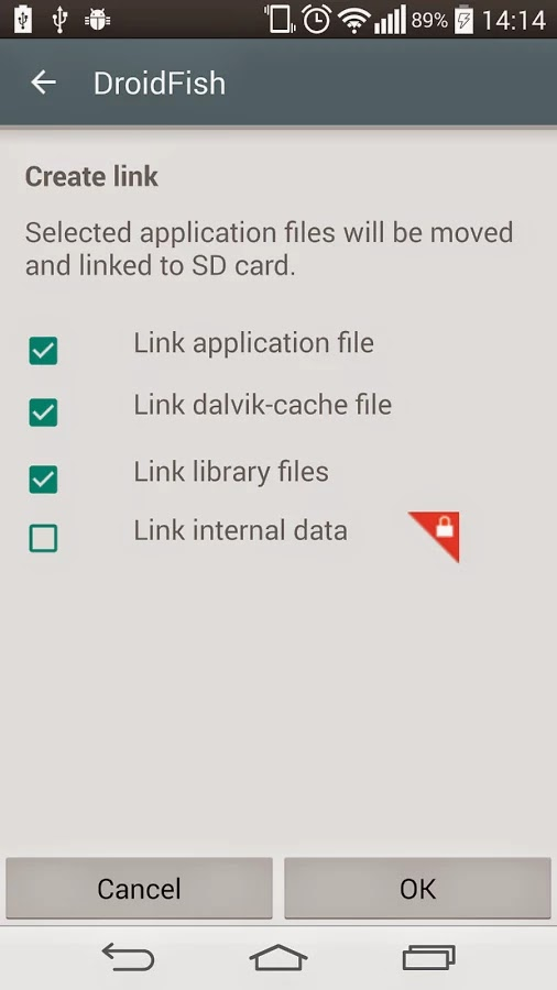 Link2SD Plus v3.7.3 Patched