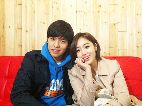 Молодожёны / We got married (с Lee JangWoo & Ham Eun Jung, 3-й сезон)