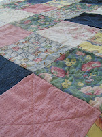 Babs, the Shabby Chic Washday Quilt