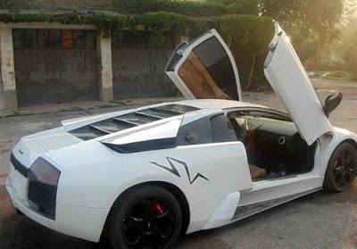 Lamborghini Murcielago Made In China Yang Ohsem