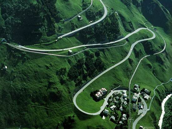 Oberalp-Pass-Switzerland