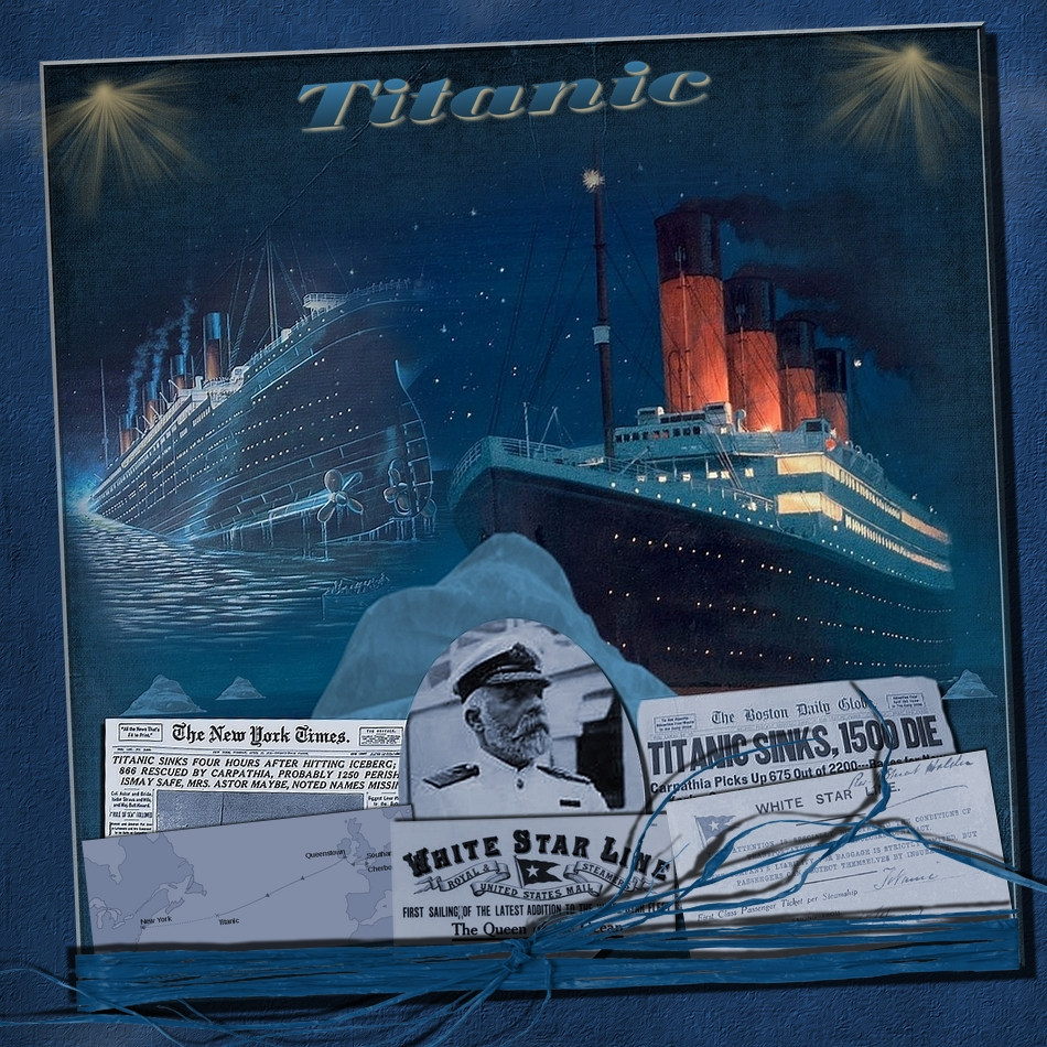 was the sinking of the titanic The sinking of the titanic was a disaster of monumental proportions explore interesting facts about the ship, that fateful night, and the wreckage.