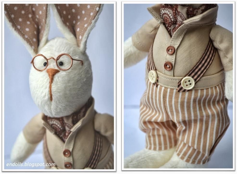 Как сшить тильду кролика мастер класс 70
