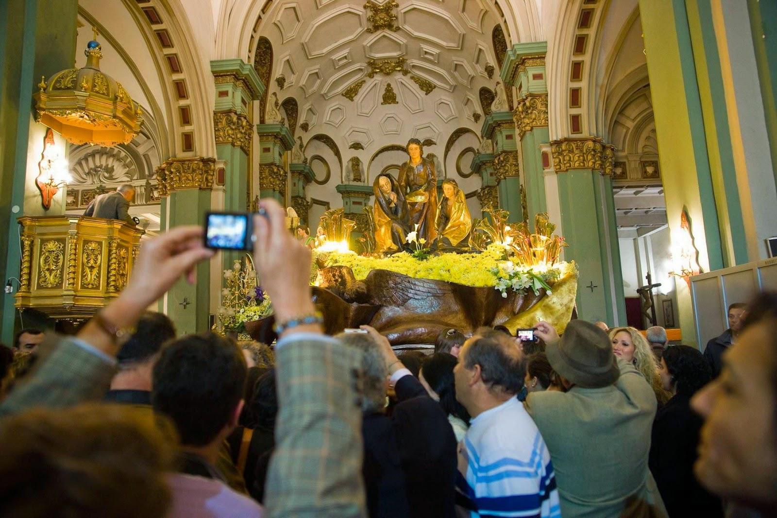 Trono Semana Santa Cartagena 19
