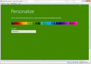 Personalize Windows 8 (Green)