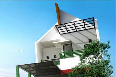 Jasa Desain Rumah 2 Lantai