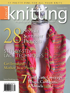 Love of Knitting 2011 Summer