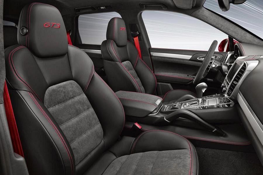 Porsche Cayenne GTS (2015) Interior