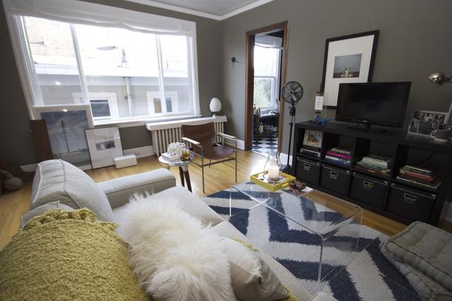450 Sq Feet Seattle Apartment
