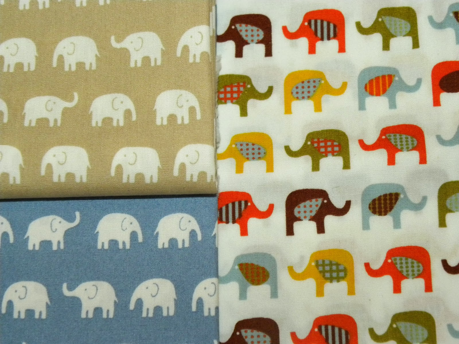 Becca lou creates knitting and stitching show october 2013 for Elephant fabric